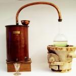 Aparato para destilación