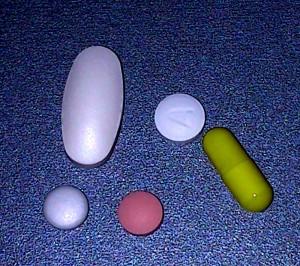 Comprimidos y cápsulas