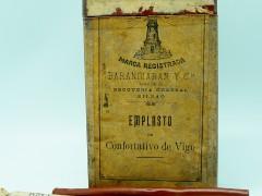 Emplasto Confortativo de Vigo