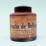 Extracto de Belladona, Antonio Serra
