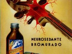 Nervestina, laboratorio Dr. Arístegui.