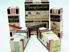 envases de Neosalvarsán